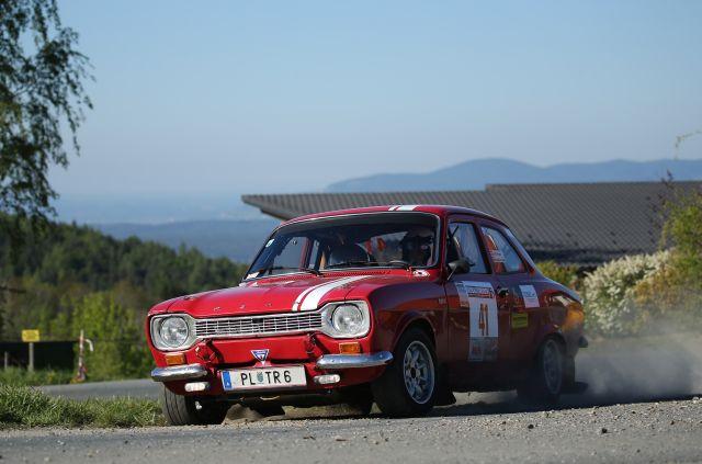 Wechselland Rallye 2016